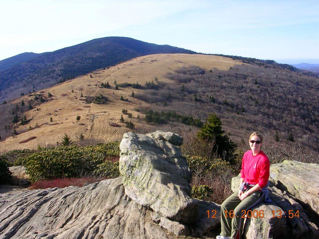 Summit of Jane Bald