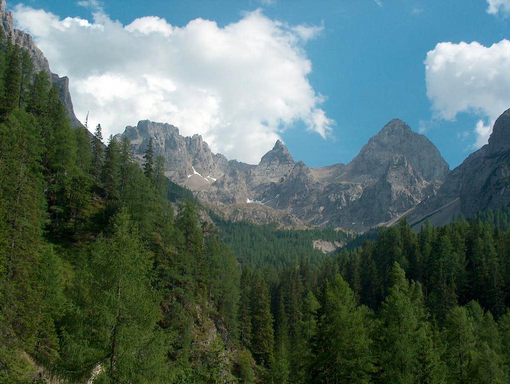 Dolomite View
