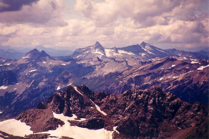Bandit Peak, Mt. David, Mt....