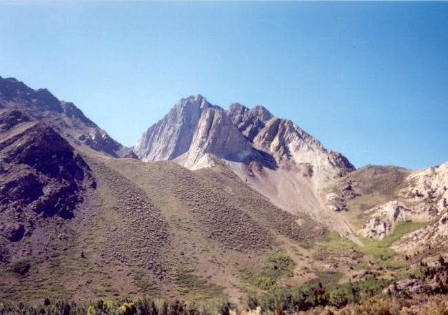 Mt. Morrison, as seen from...