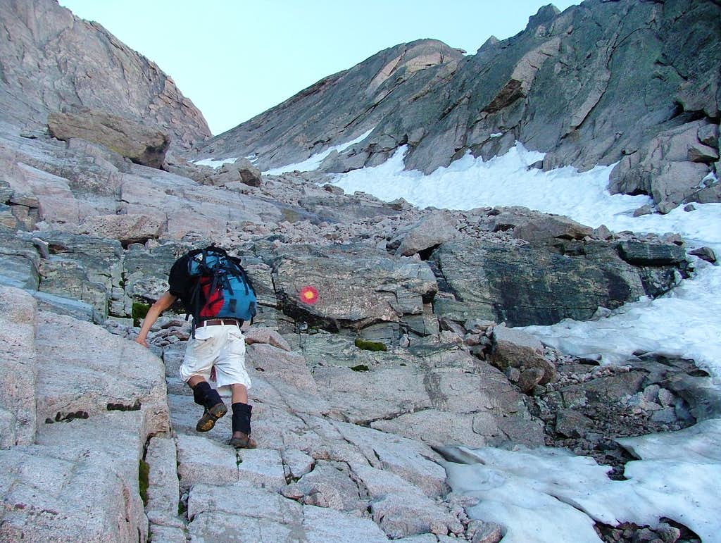 Longs Peak, The Trough : Photos, Diagrams & Topos : SummitPost