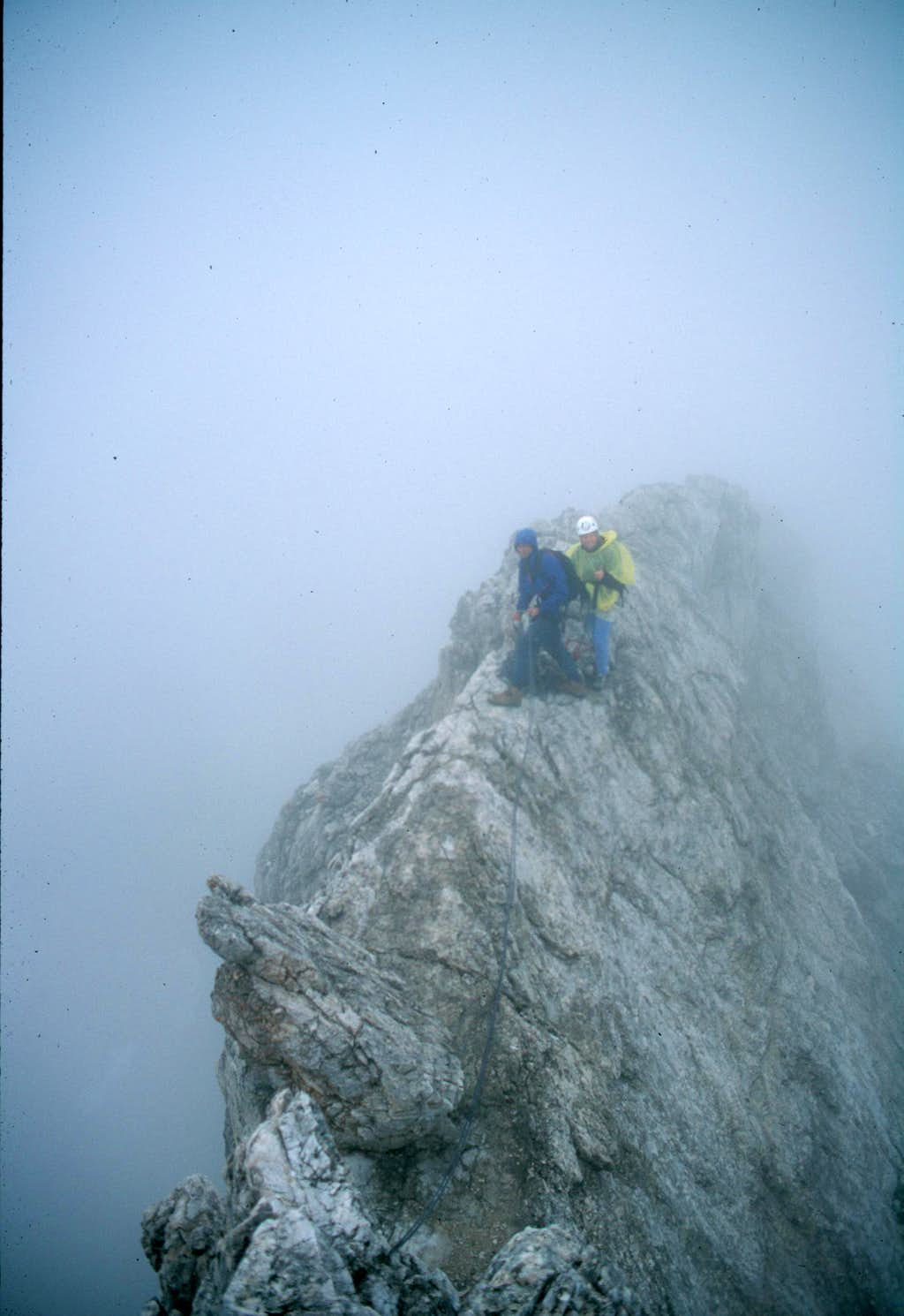 Belay in the Clouds