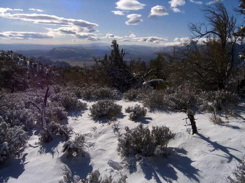 Second snow '06...
