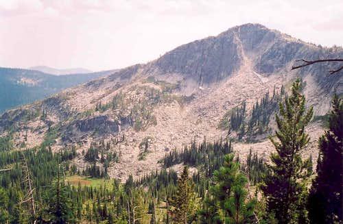 Peak 7,445 (Selkirk Mountains)