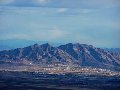 Frenchman Mountain
