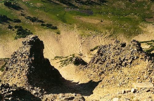 Bald Mountain Summit View