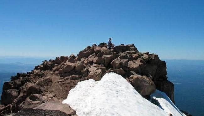 Summitpost member  rfbolton...