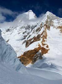 Huandoy Peaks