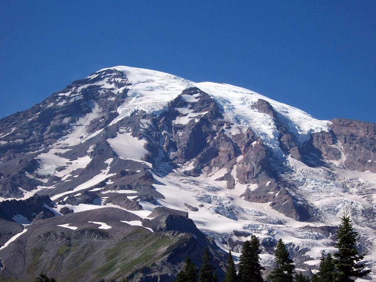 Mount Rainier Disappointment Cleaver Route
