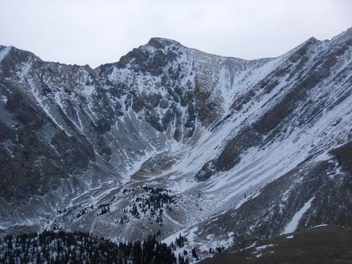 Mountaineer Peak