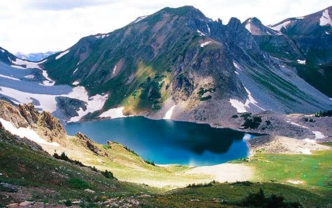 Beautiful Capitol Lake and...