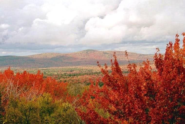Northwest of Franconia Notch