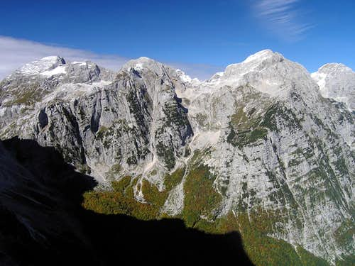 North Wall of  Triglav