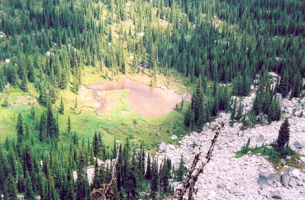 Pk 7445 Pond