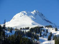 Mt. Hood from Mt. Hood Meadows