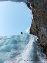 Snivelling Gully II, WI 3