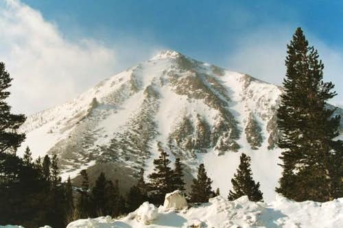 North Face of South Peak from...