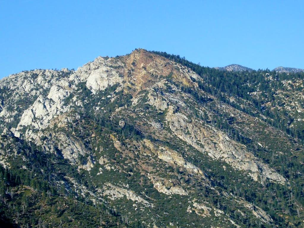 Red Tahquitz