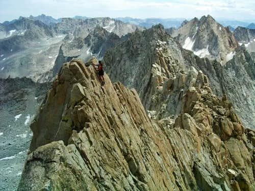 Exposed Ridges