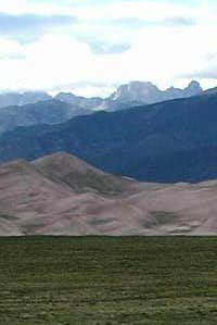 Sand Dunes and Mountains (Cropped)<BR><font color= #FF0000 > PLEASE DON T VOTE - SEE CAPTION</font>