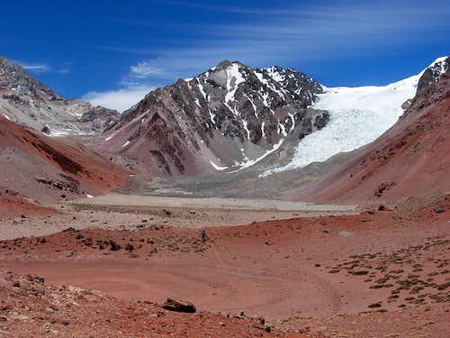 Italian glacier