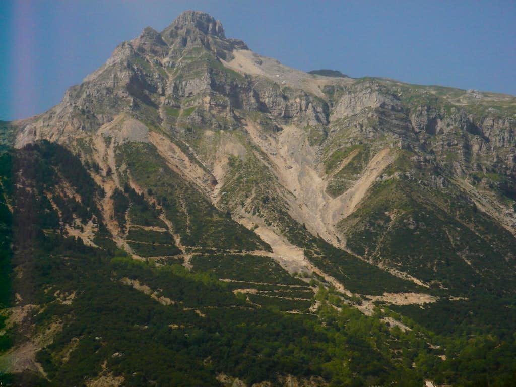 Bresiani peak