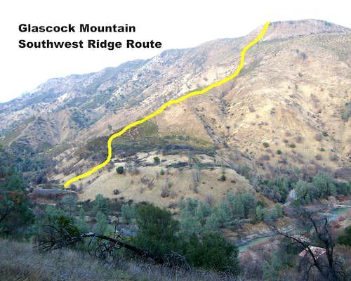 Southwest Ridge Route