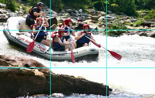 Rafting the Ocoee - Rule of Threes<BR><font color=&quot;#FF0000&quot;> PLEASE DON\'T VOTE - SEE CAPTION</font>