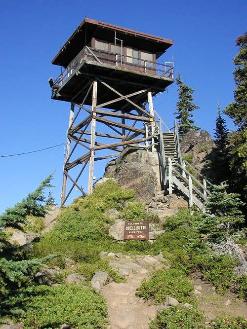 Odell Butte Lookout