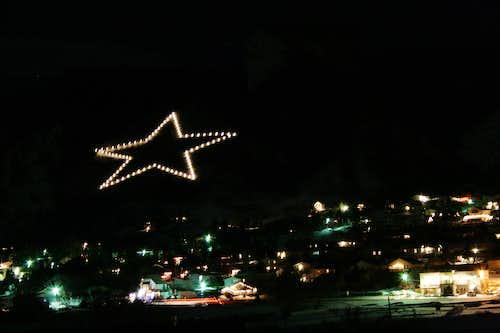 Palmer Lake Star