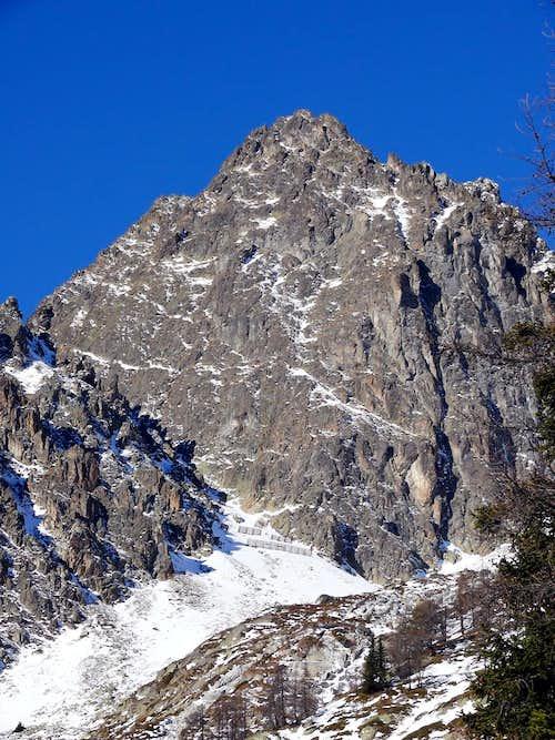 L'aiguille de l'Aroletta (2701m)