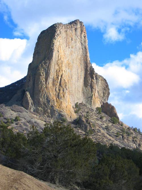 Needle Rock, Delta County, Colorado
