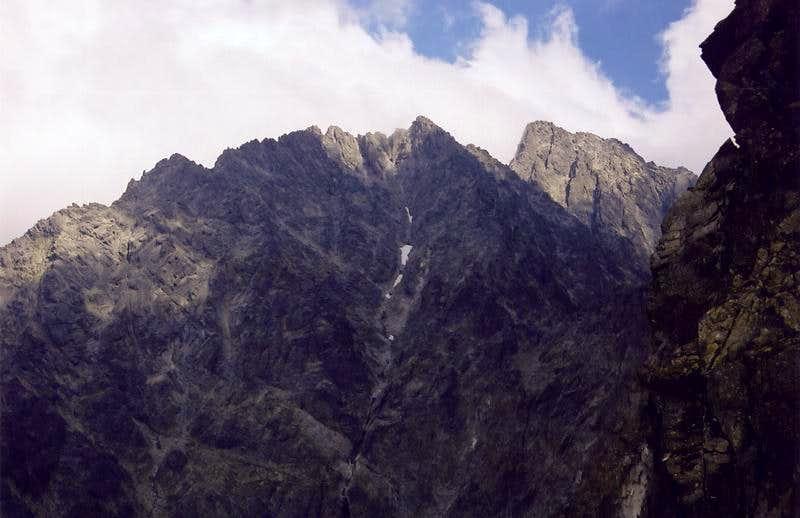 Gerlach massif - High Tatras