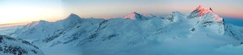 Panorama Jungfrau