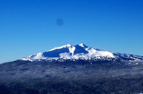 Diamond peak,Oregon Cascades