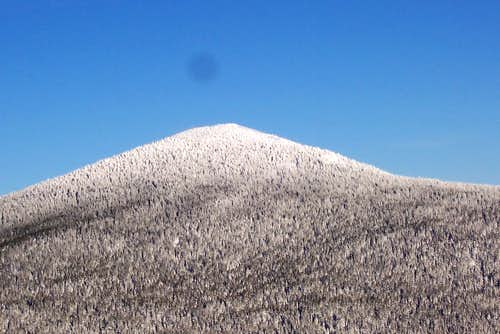 Maiden Peak.