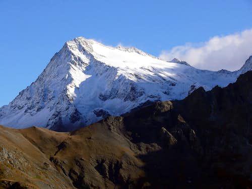 Il Mont Gelè (3518 m)