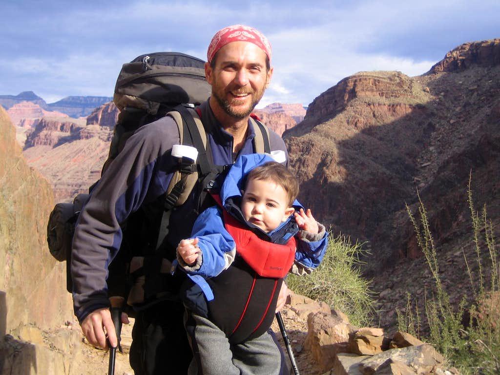 Backpacking w/kids