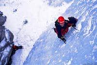 Tyrnyauz ice-climbing view...