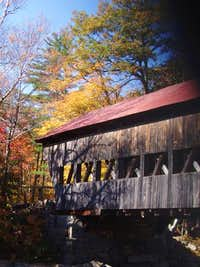 Albany Covered Bridge, NH