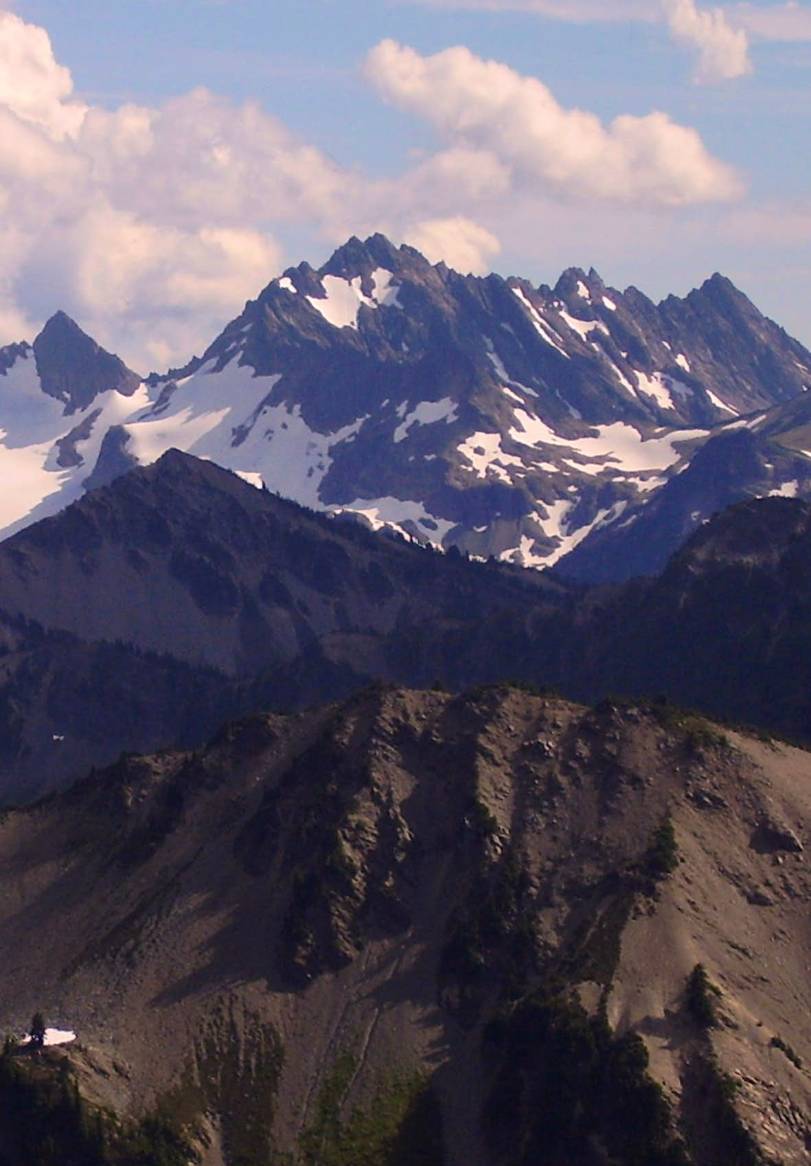 Mount Anderson (West Peak)