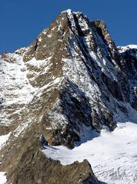 East-south-east side of Aiguille des Glacier <i>(3816m)</i>