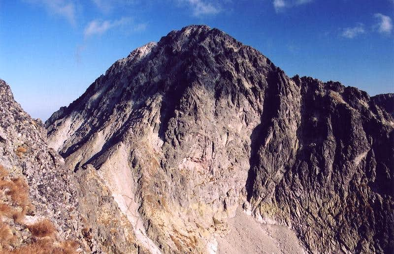Maly Ladovy Stit - High Tatras