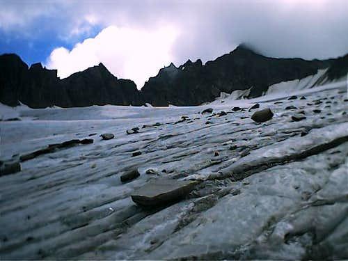 Glacier Rocks
