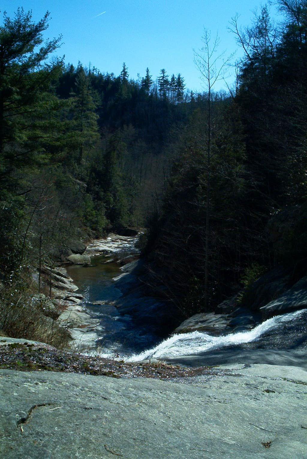 North Harper Creek Falls