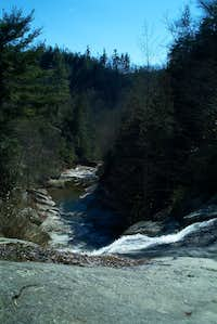 North Harper Creek Falls