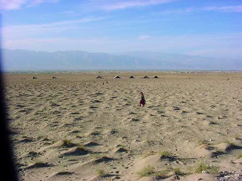Afghan Bedouins