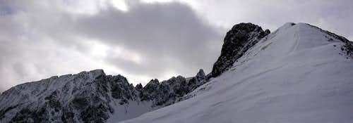 Nohku Crags North Ridge