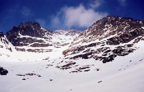 Under Ladovy Stit - High Tatras