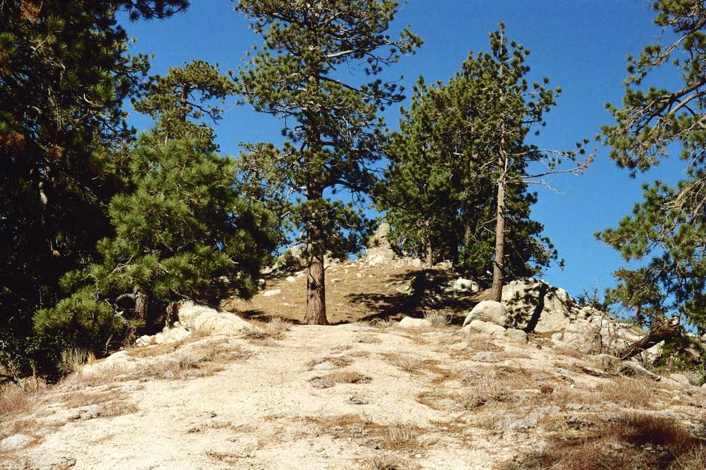 Ridge to Winston Peak